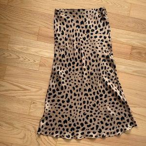 Réalisation Par Naomi Wild Thing Skirt, Size Small